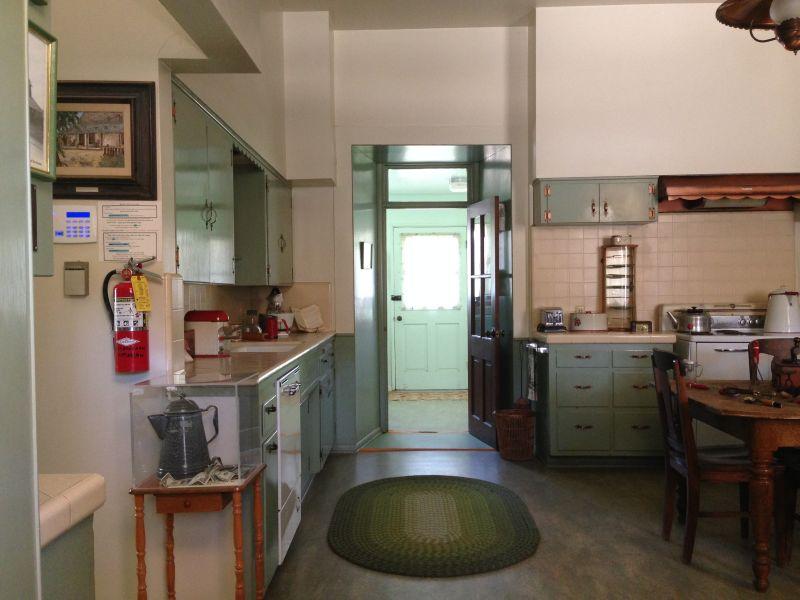 NO. 979 RANCHO SIMI - Adobe kitchen