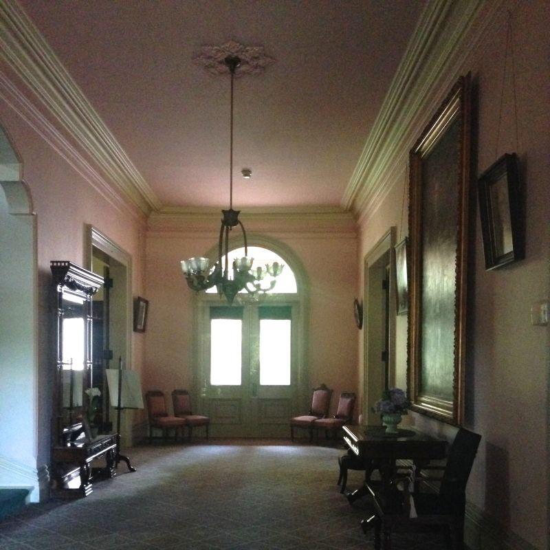 Bidwell Mansion Interior
