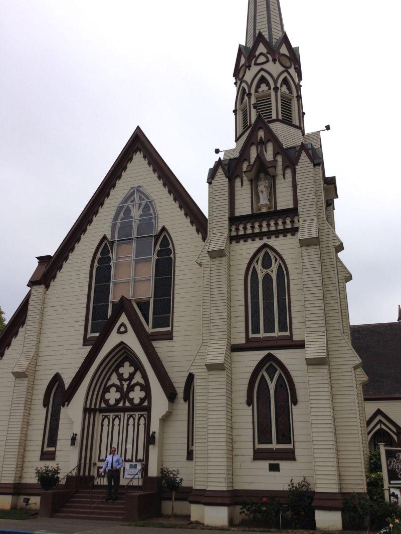 NO. 878 FIRST PRESBYTERIAN CHURCH BUILDING