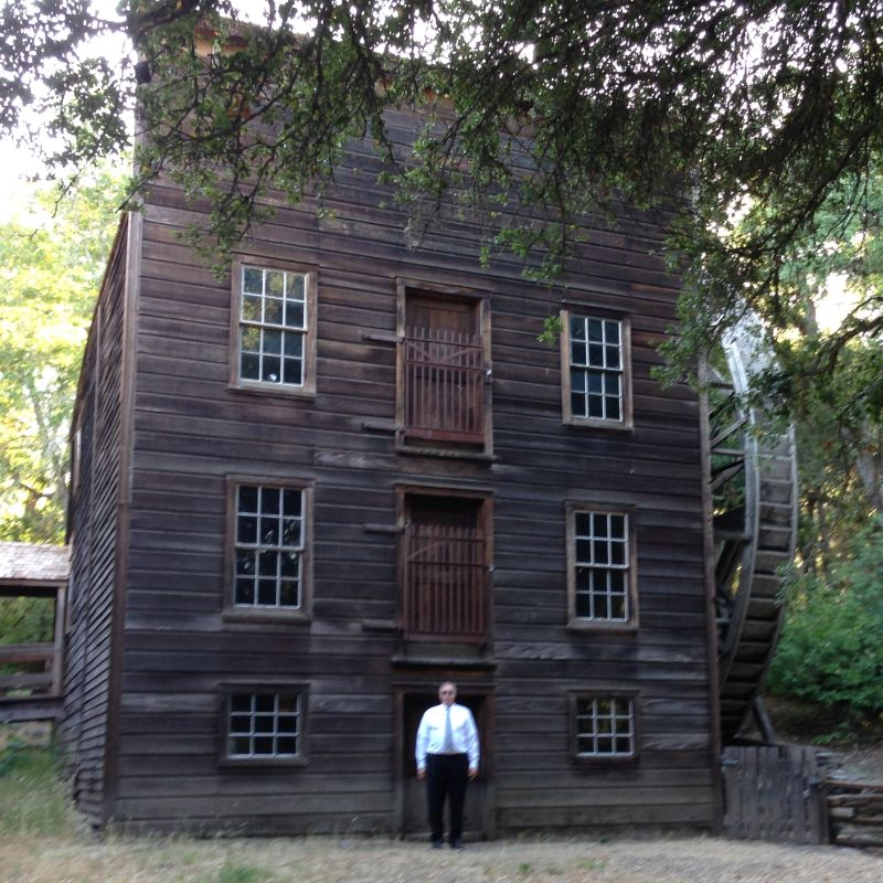 NO. 359 OLD BALE GRIST MILL
