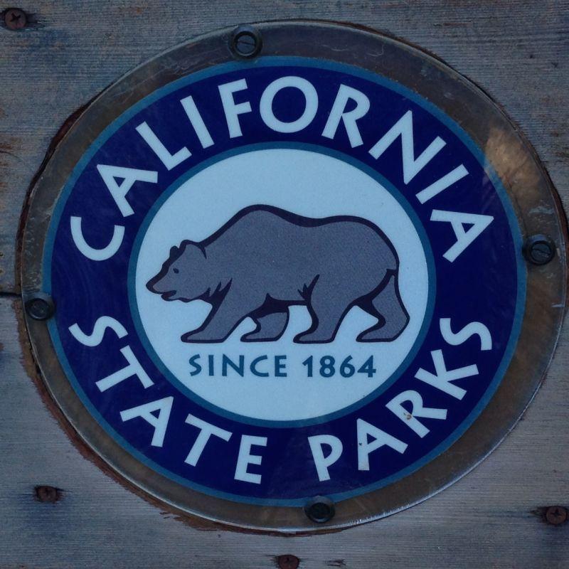 California State Park Seal