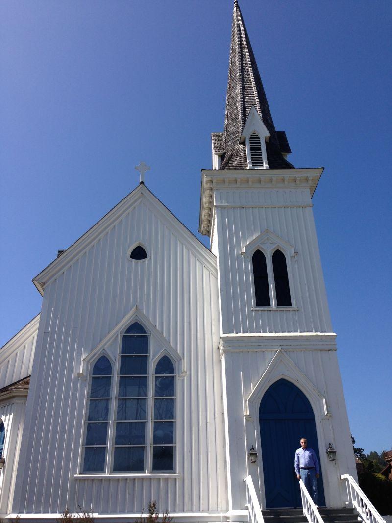 NO. 714 MENDOCINO PRESBYTERIAN CHURCH