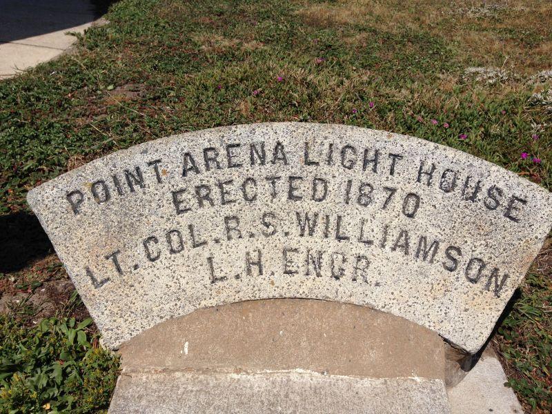 NO. 1035 Point Arena Light Station