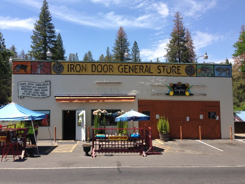 NO. 446 GROVELAND - Iron Door General Store