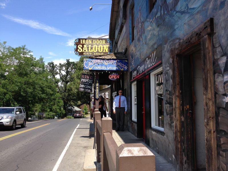 NO. 446 GROVELAND - The Iron Door Saloon