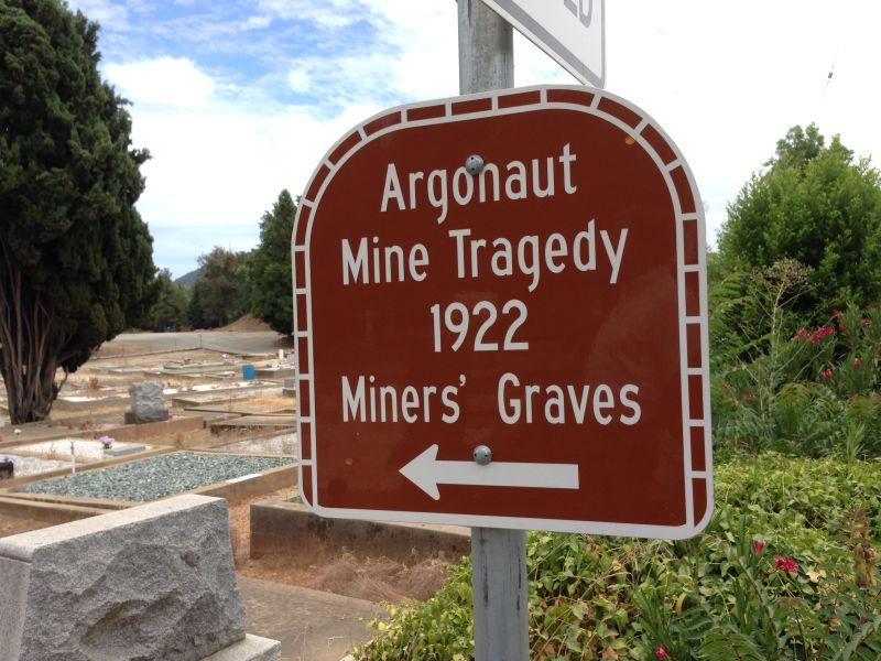 NO. 786 ARGONAUT AND KENNEDY MINES -