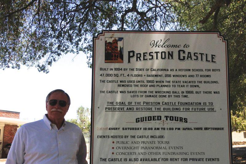NO. 867 PRESTON CASTLE - Tour Info