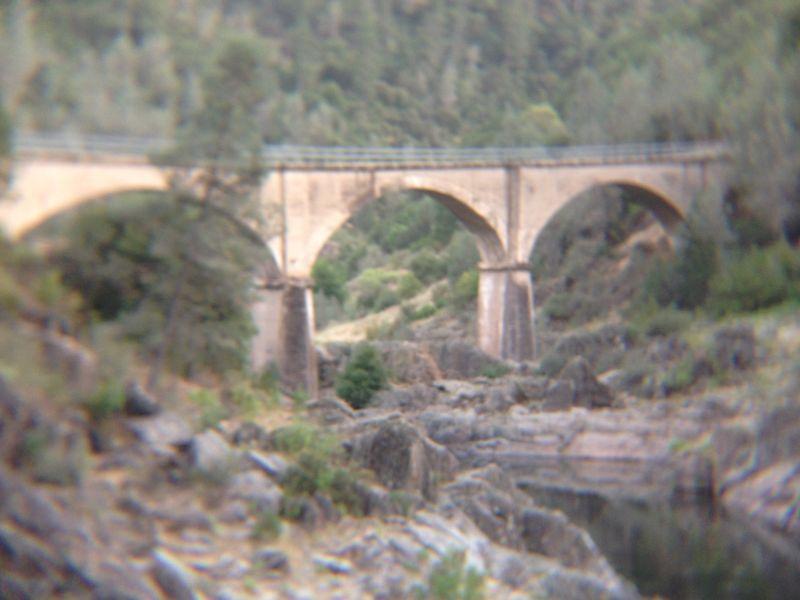 No. 1051 Mountain Quarries Railroad Bridge