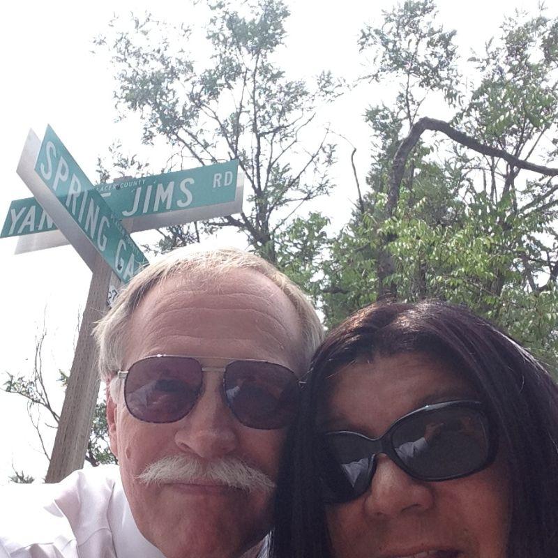 NO. 398 YANKEE JIM'S - Corner of Springs Garden Rd. and Yankee Jim's Rd.