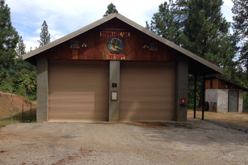 NO. 401 IOWA HILL - New Fire Station