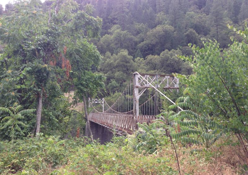 NO. 401 IOWA HILL - Near by bridge