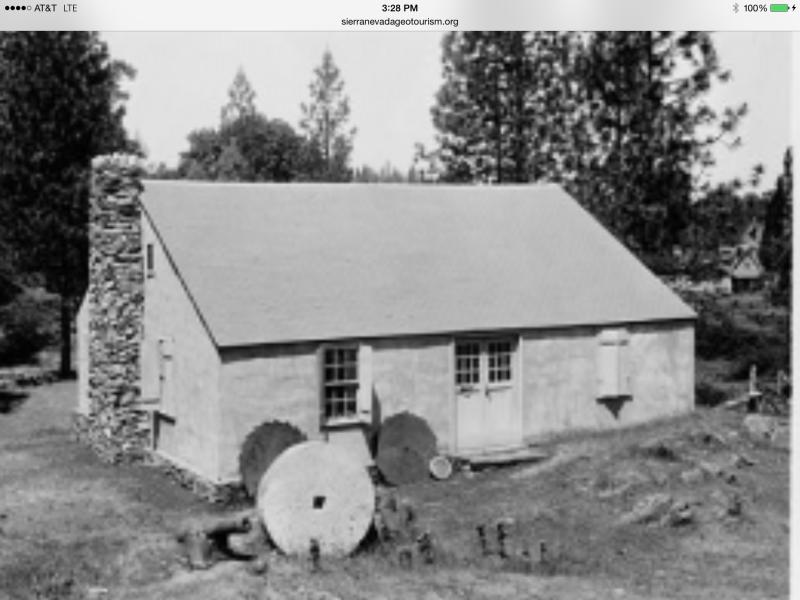 NO. 319 MARSHALL'S BLACKSMITH SHOP - Old Photo (sierranevadageotourism.org)