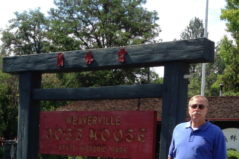 NO. 709 WEAVERVILLE JOSS HOUSE - State Historic Park