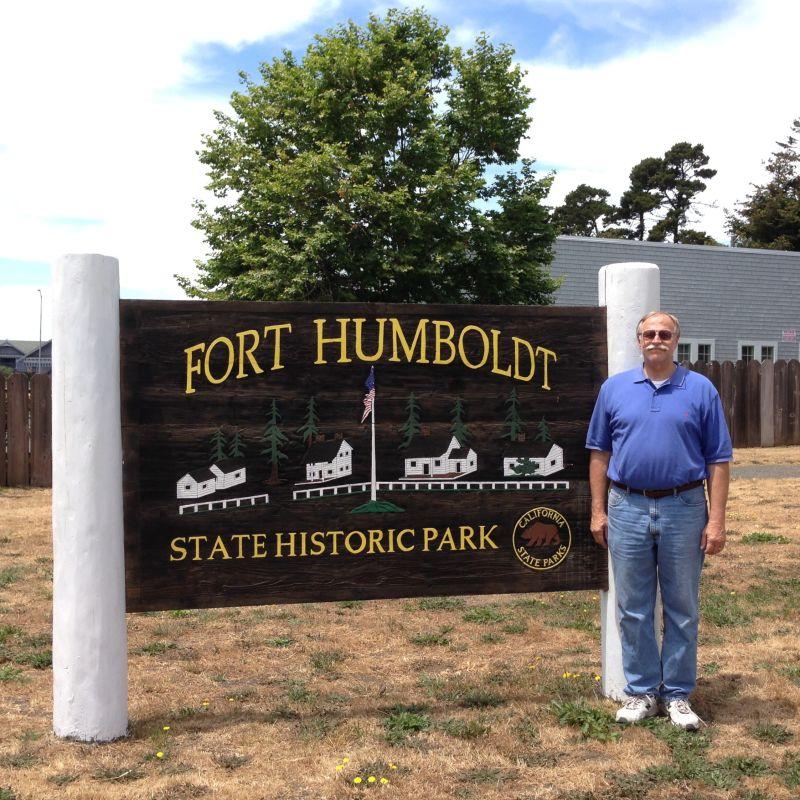 NO. 154 FORT HUMBOLDT - State Park