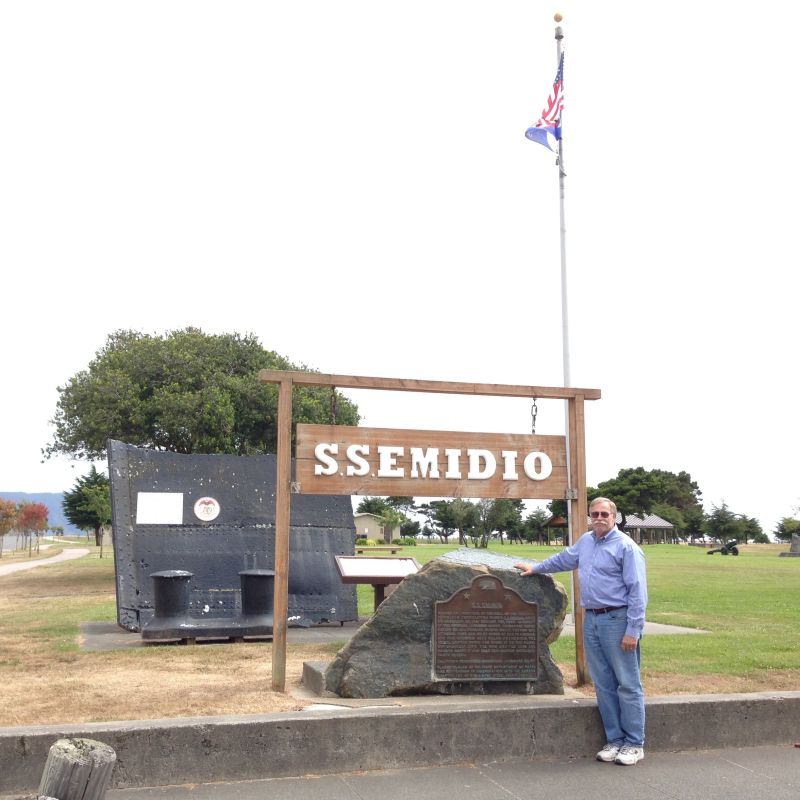 NO. 497 S.S. EMIDIO - Memorial Marker