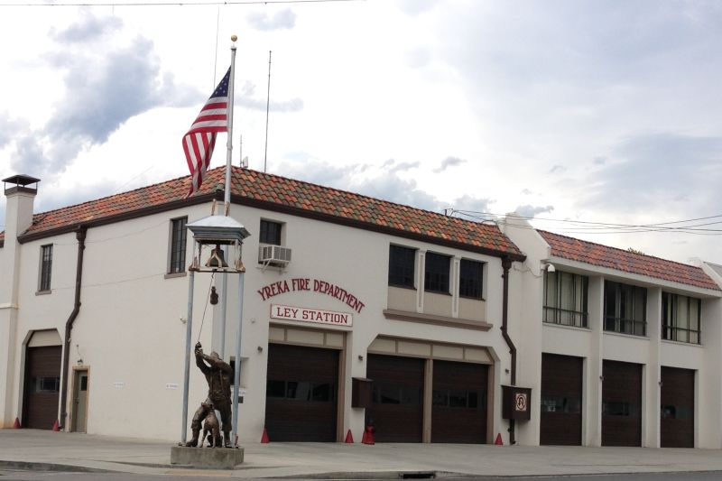 No. 901 YREKA - Fire Department