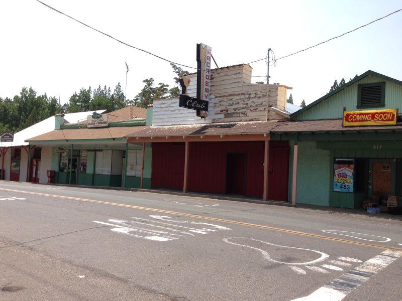 NO. 268 WEST POINT - Main Street