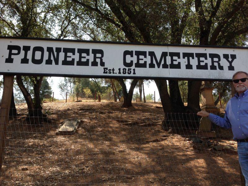 NO. 271 PIONEER CEMETERY -