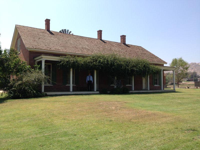 NO. 943 JENSON RANCH - Ranch House