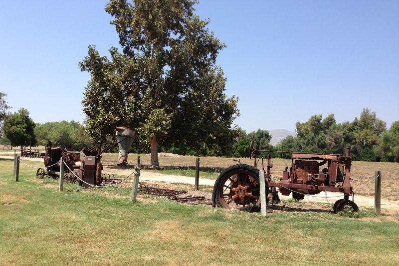 NO. 943 JENSON RANCH - Tractor