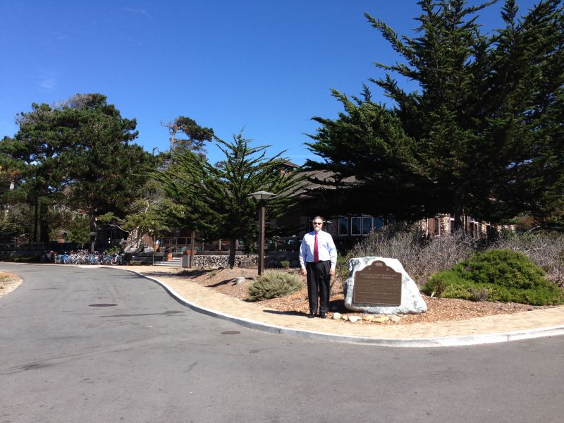 CHL #1052 - Asilomar State Beach and Conference Grounds