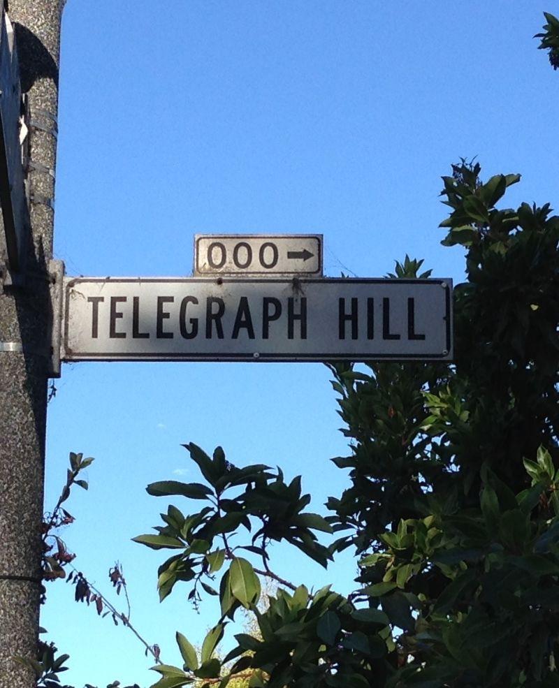 NO. 91 TELEGRAPH HILL