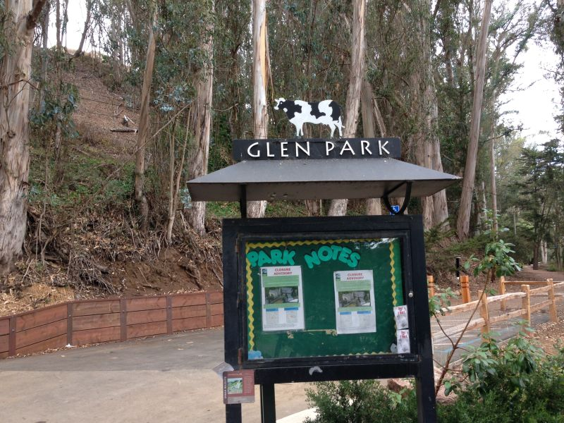 NO. 1002 SITE OF THE FIRST DYNAMITE FACTORY IN UNITED STATES - Glen Park