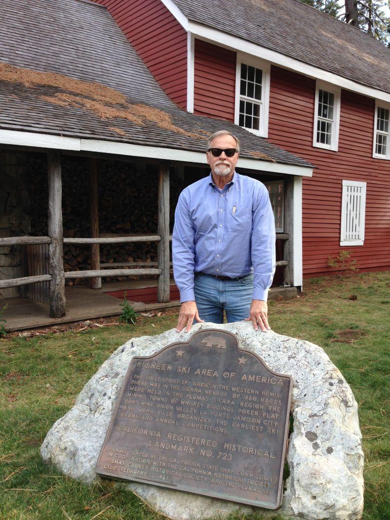 NO. 723 PIONEER SKI AREA OF AMERICA, JOHNSVILLE - Marker