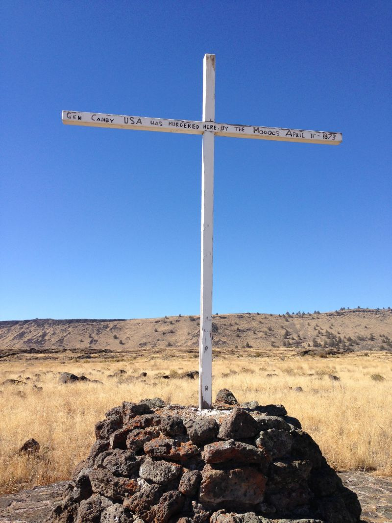 NO. 110 CANBY'S CROSS