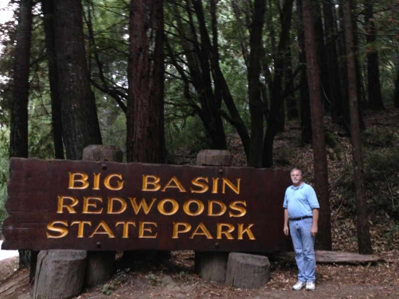NO. 827 BIG BASIN REDWOODS STATE PARK