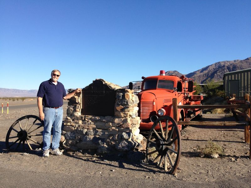 NO. 441 BURNED WAGONS POINT - State Marker
