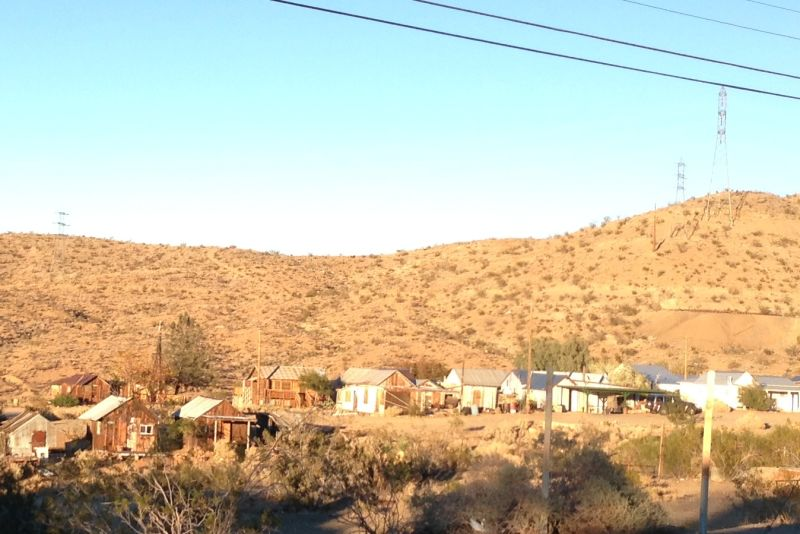 NO. 938 RAND MINING DISTRICT - Miners' Homes