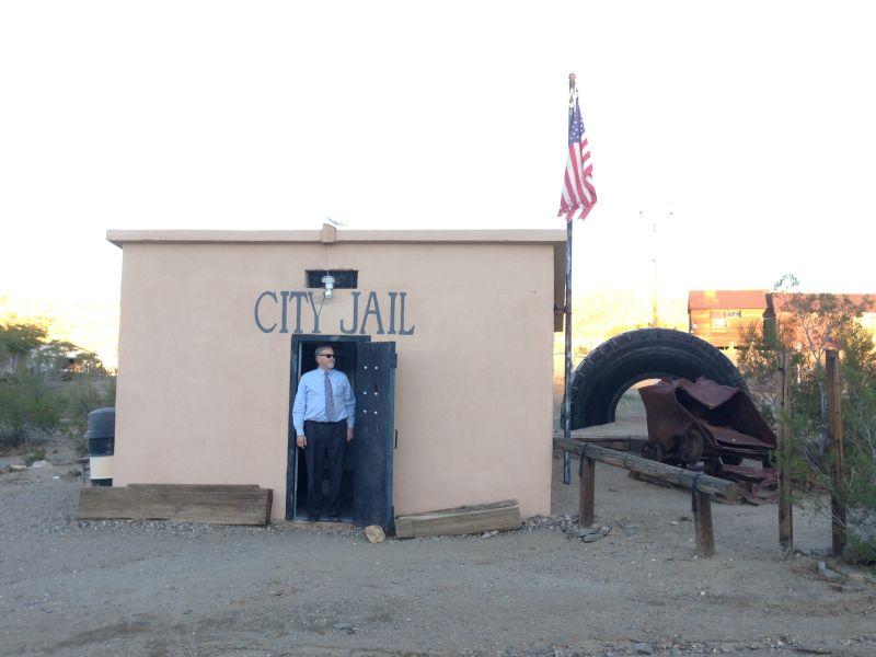 NO. 938 RAND MINING DISTRICT - City Jail