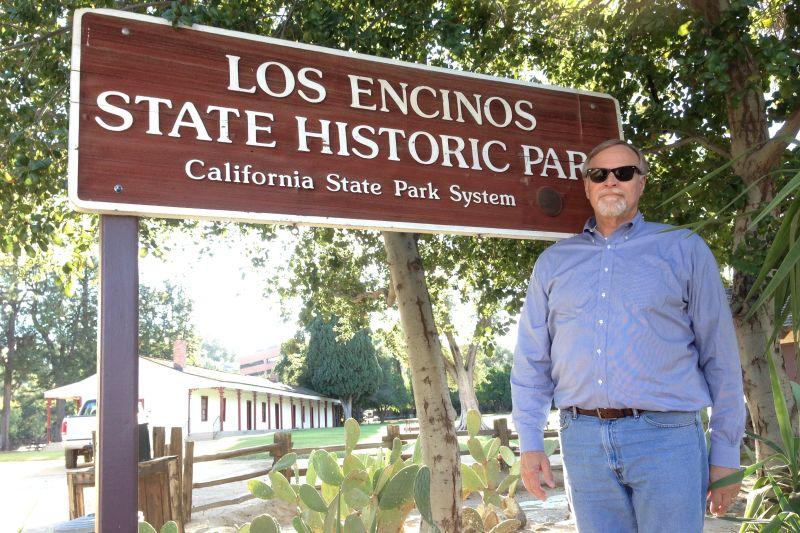 NO. 689 LOS ENCINOS STATE HISTORIC PARK