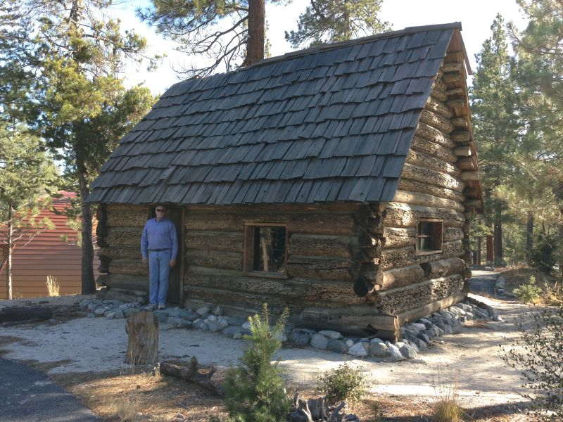 NO. 632 OLD SHORT CUT - California's First Ranger Station