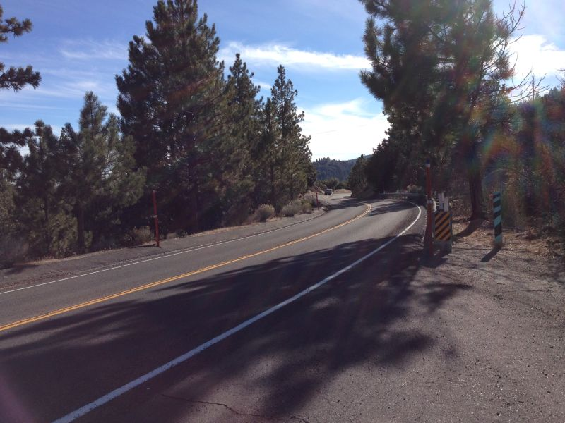 NO. 632 OLD SHORT CUT - Angeles Crest Hwy