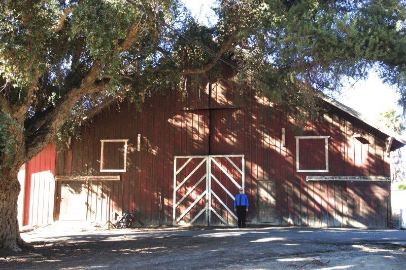 NO. 553 RANCHO CAMULOS - Barn