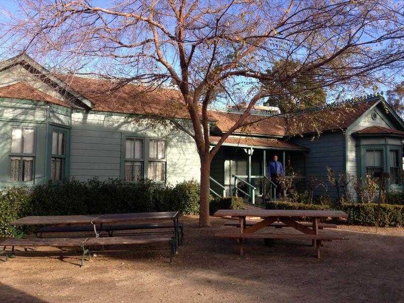 NO. 160 PLUMMER HOUSE  - Exterior