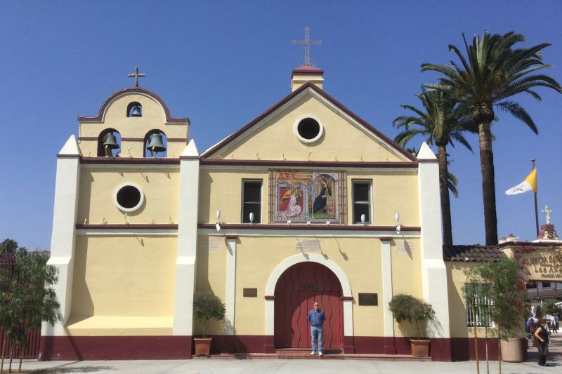 NO. 144 NUESTRA SEÑORA LA REINA DE LOS ANGELES - The Church