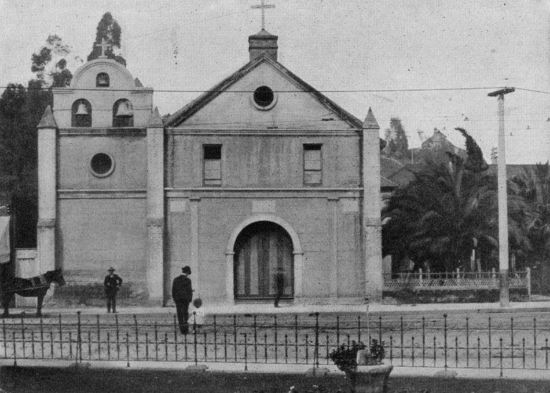 NO. 144 NUESTRA SEÑORA LA REINA DE LOS ANGELES - 1861