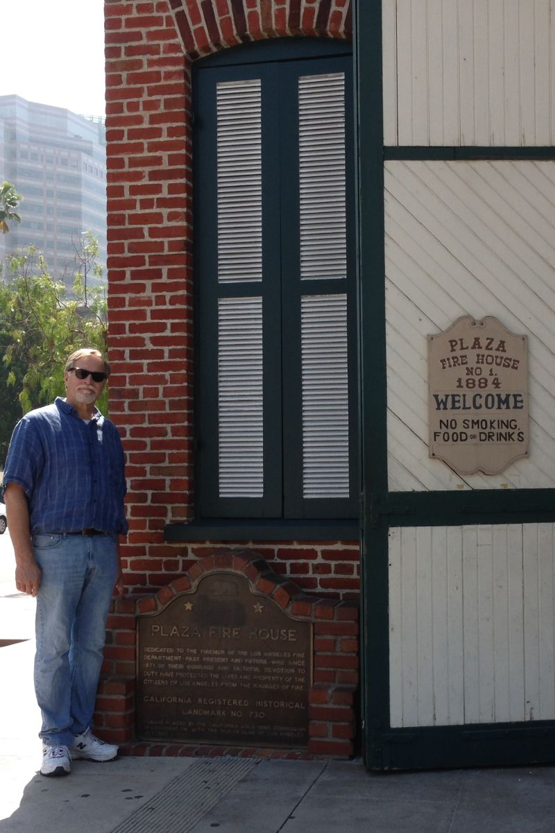NO. 730 OLD PLAZA FIREHOUSE