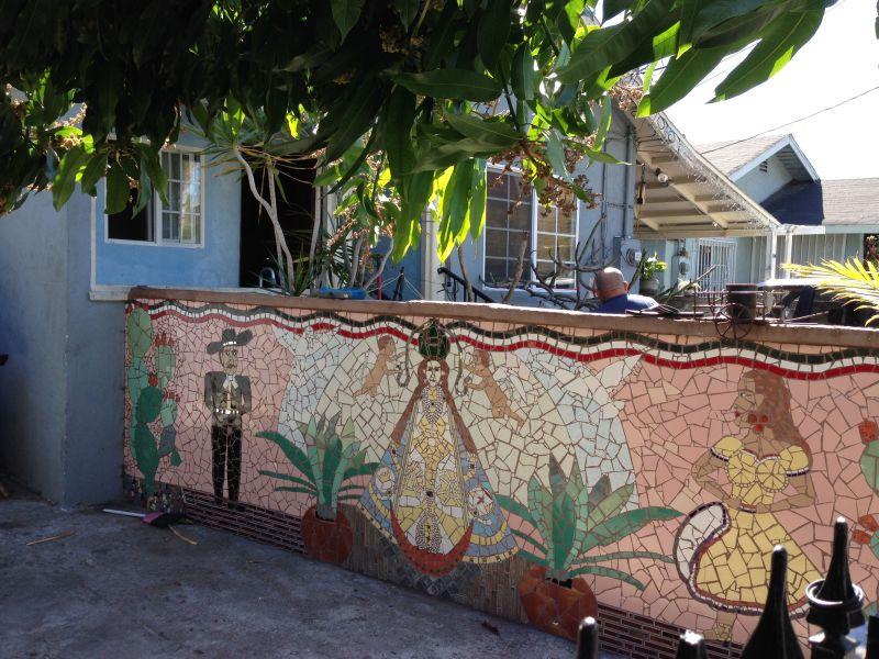 NO. 993 WATTS TOWERS OF SIMON RODIA - Neighborhood Home