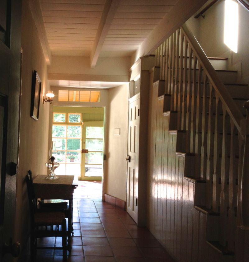 NO. 978 RANCHO LOS CERRITOS HISTORIC SITE - House Interior