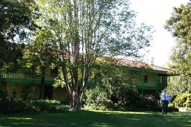 NO. 978 RANCHO LOS CERRITOS HISTORIC SITE - Main House
