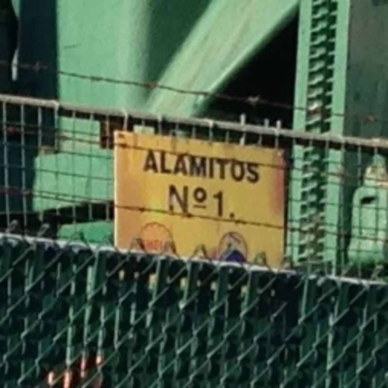 NO. 580 WELL, ALAMITOS 1 - Well #1