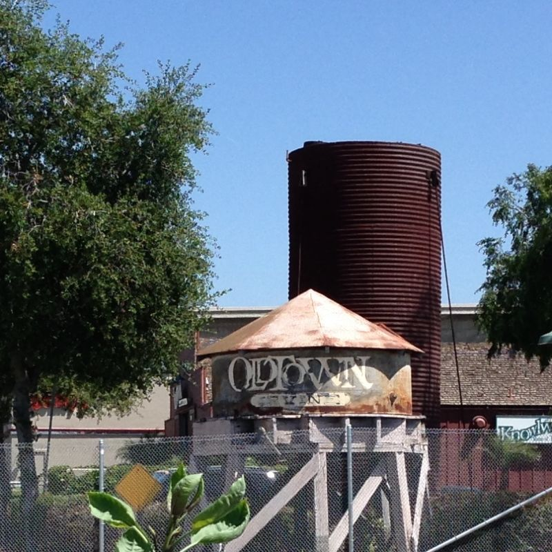 NO. 1004 OLD TOWN IRVINE - Water Tower