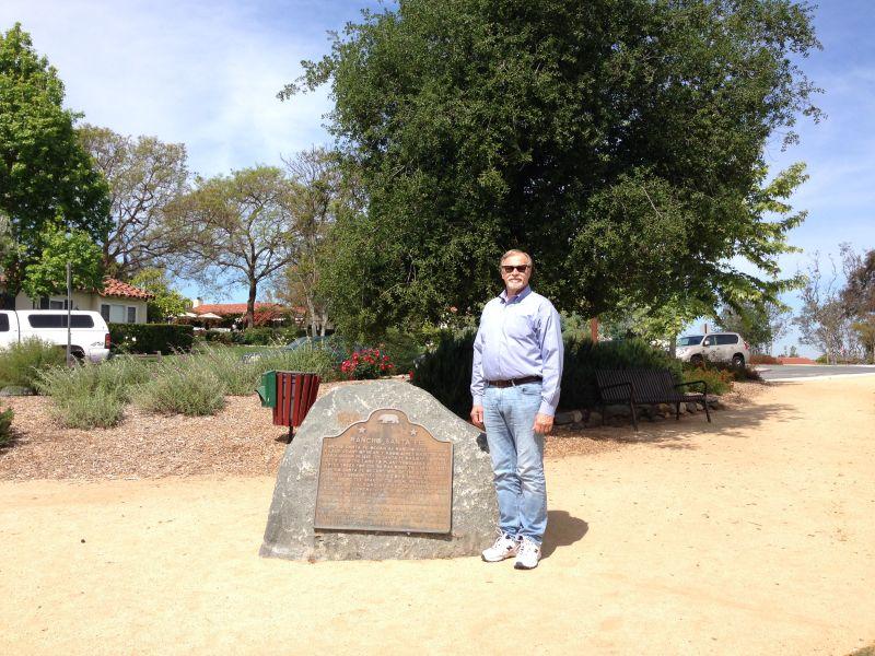 NO. 982 HISTORIC PLANNED COMMUNITY OF RANCHO SANTA FE -