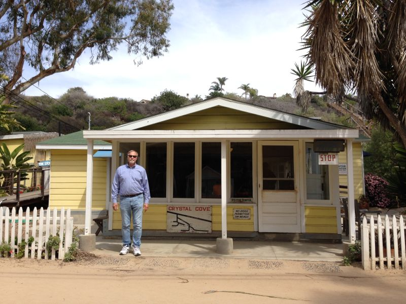1050 CRYSTAL COVE HISTORIC DISTRICT - Visitor's Center