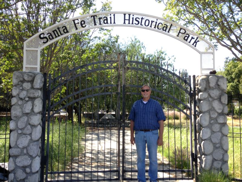 NO. 975 EL MONTE-FIRST SOUTHERN CALIFORNIA SETTLEMENT BY IMMIGRANTS FROM UNITED STATES -