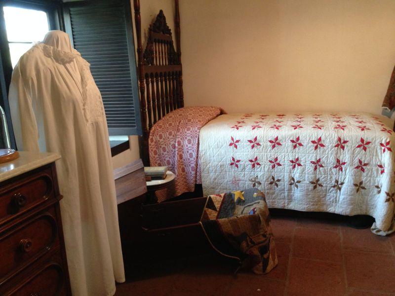 NO. 199 THE SERRANO ADOBE - Bedroom
